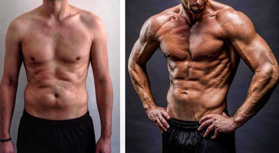 GYM workout plan for men 13