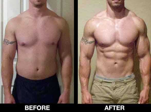 Weight workouts for men 10