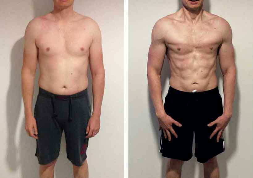 Weight workouts for men 14