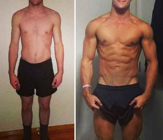 Weight workouts for men 2