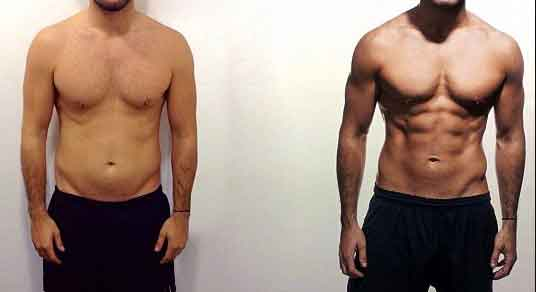Weight workouts for men 4