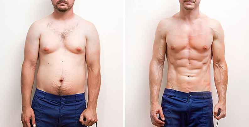 Weight workouts for men 7