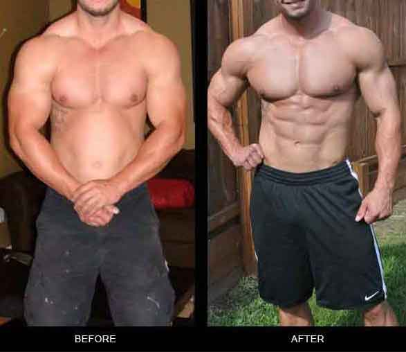 Weight workouts for men 8