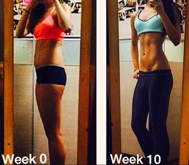 3 month fitness 5