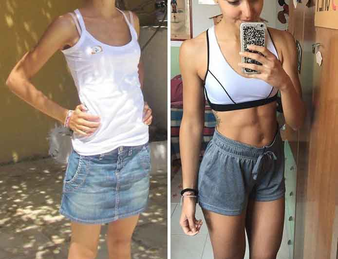 Fitness transformations 3