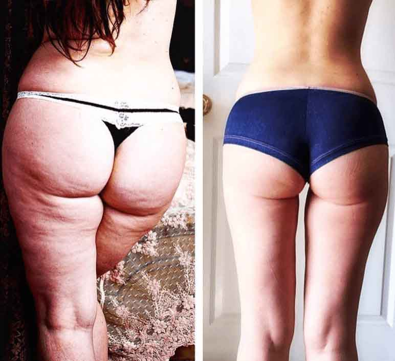 Vegan fitness before and after 4