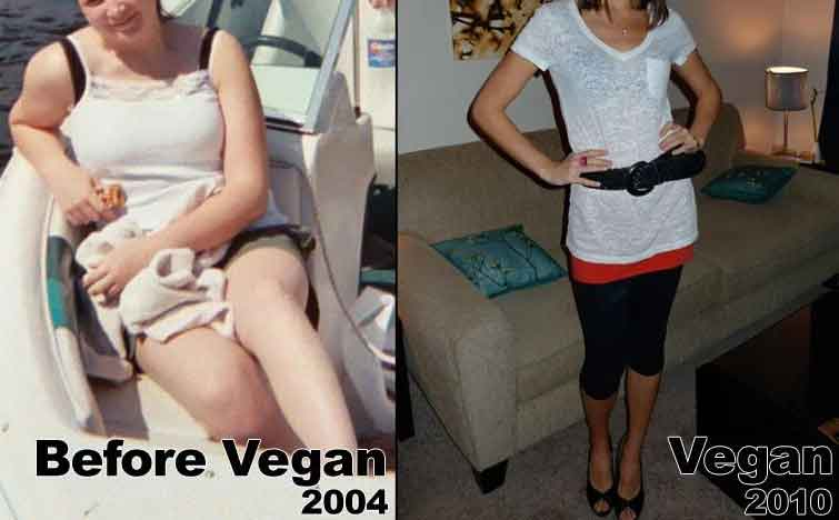 Vegan fitness before and after 7