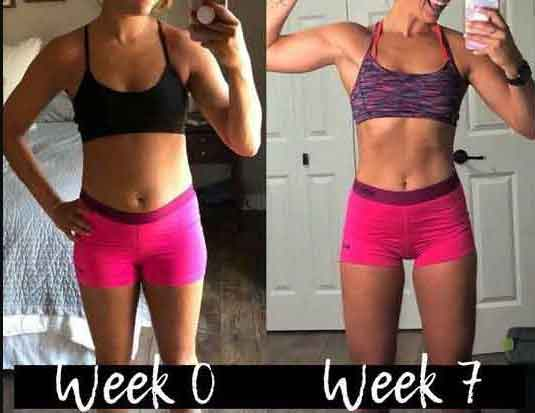 Planet fitness before and after results 10