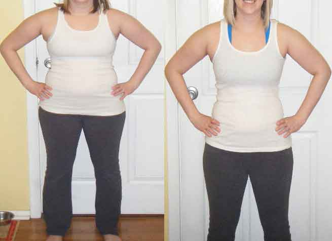 Planet fitness before and after results 12