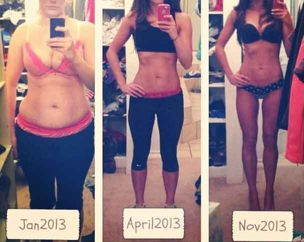 Planet fitness before and after results 3