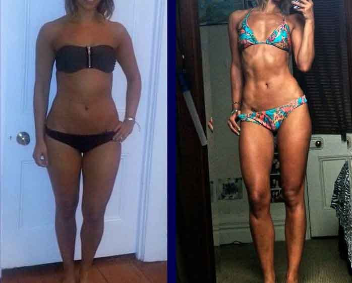 Planet fitness before and after results 5