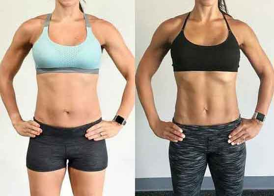 Planet fitness before and after results 7