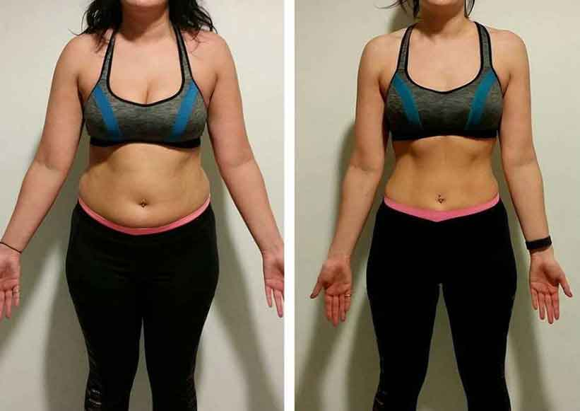 Planet fitness before and after results 8