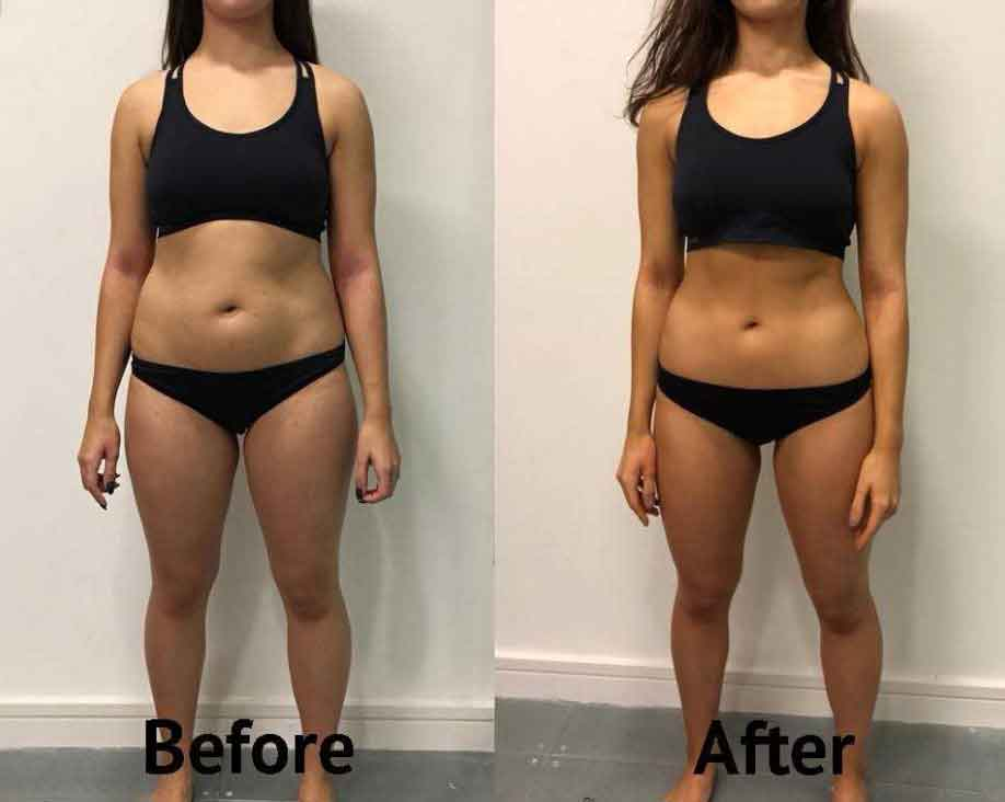 Planet fitness before and after results 9