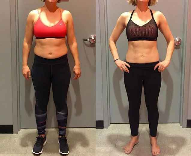 Orangetheory fitness before and after photos 1