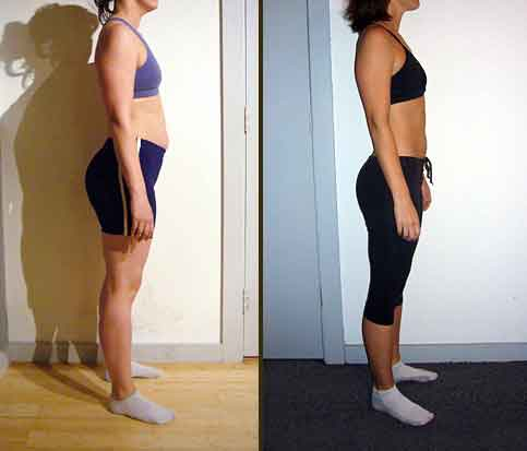 Fitness before and after meal 10