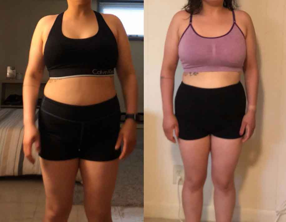 Fitness before and after meal 13