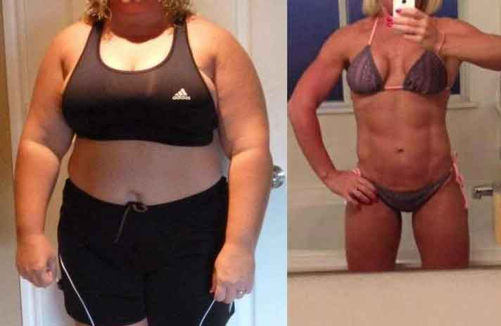Fitness before and after meal 14