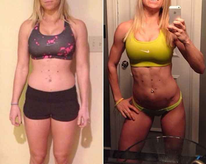 Fitness weight loss 12