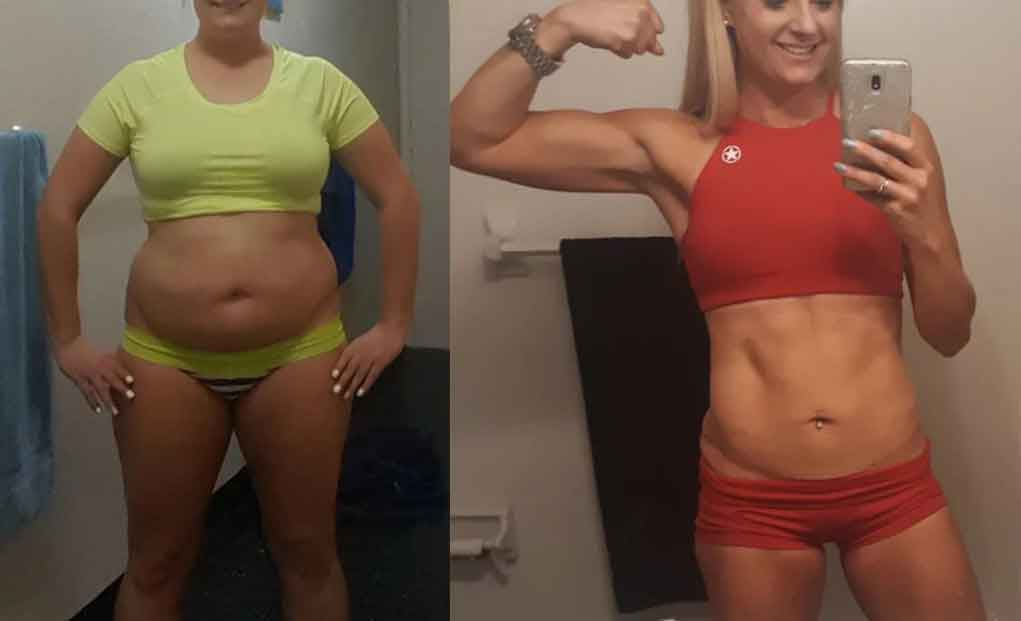 Fitness weight loss 4