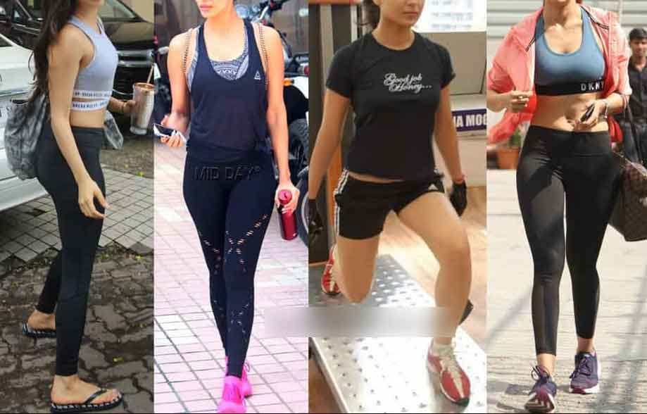 Fitness tips of bollywood actresses 12