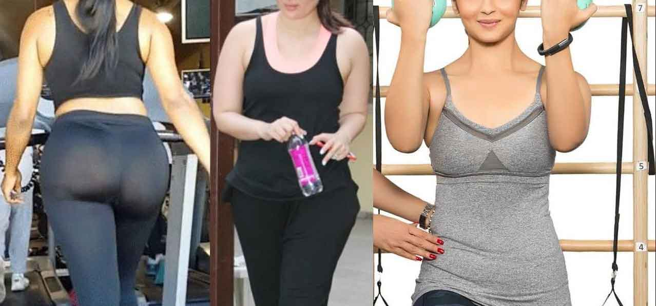 Fitness tips of bollywood actresses 2