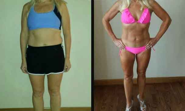 Fitness tips over 50 12