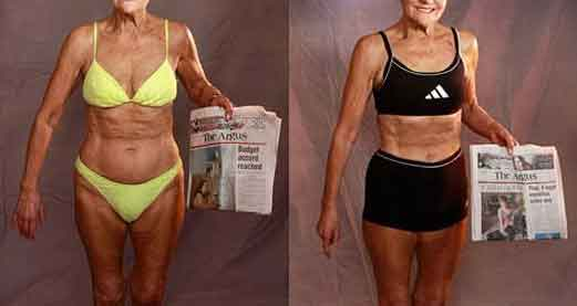 Fitness tips over 50 8