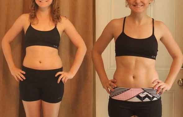 Before yoga and after yoga 13