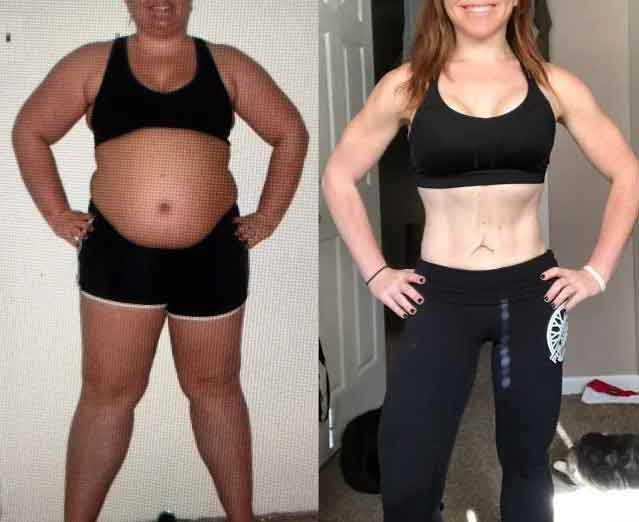 Before yoga and after yoga 15
