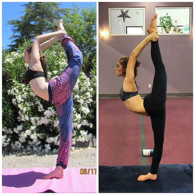 Before yoga and after yoga 3