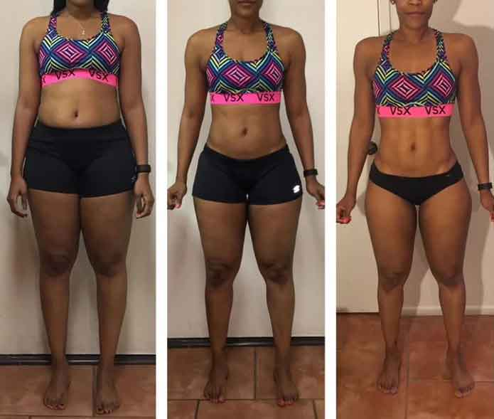 Fitness tips lose weight 4