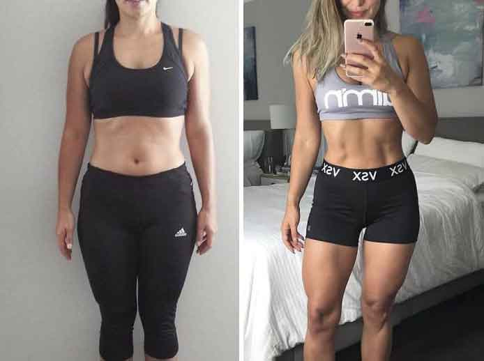 Fitness tips to gain weight 3