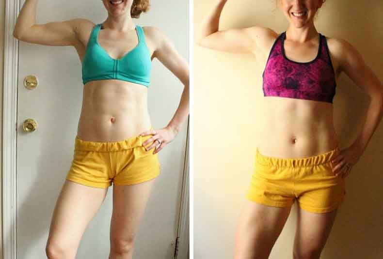 Fitness tips to get lean and toned 14