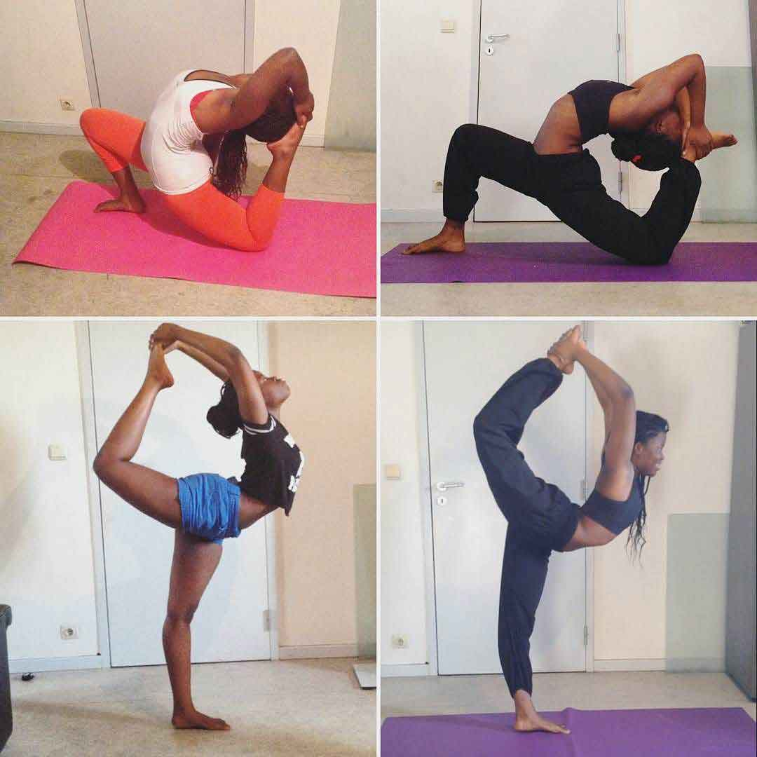 Yoga one year 2