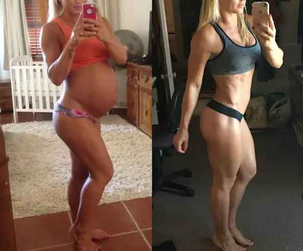 Fitness tips during pregnancy 5