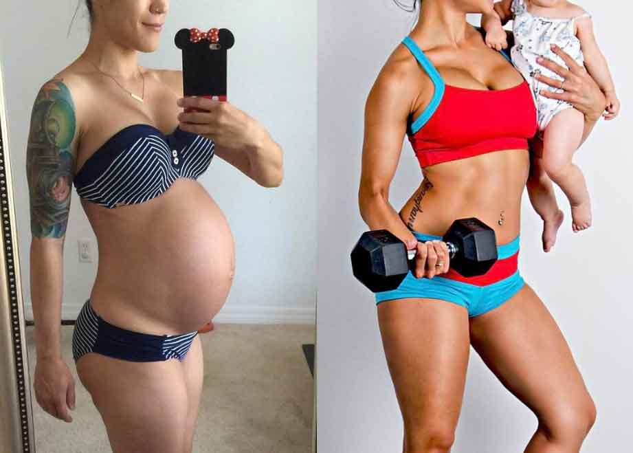 Fitness tips during pregnancy 6