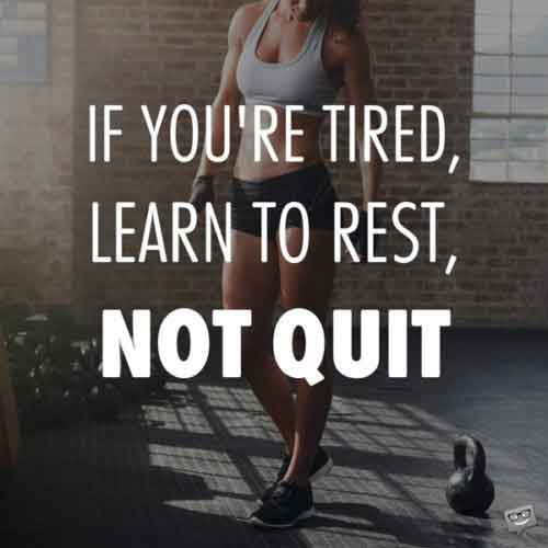 Fitness tips and quotes 12