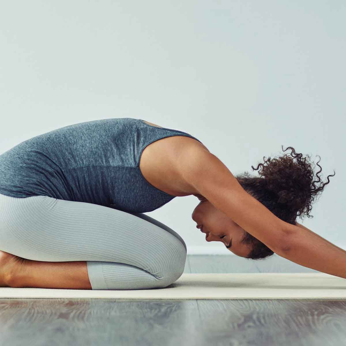 Yoga to increase height 7