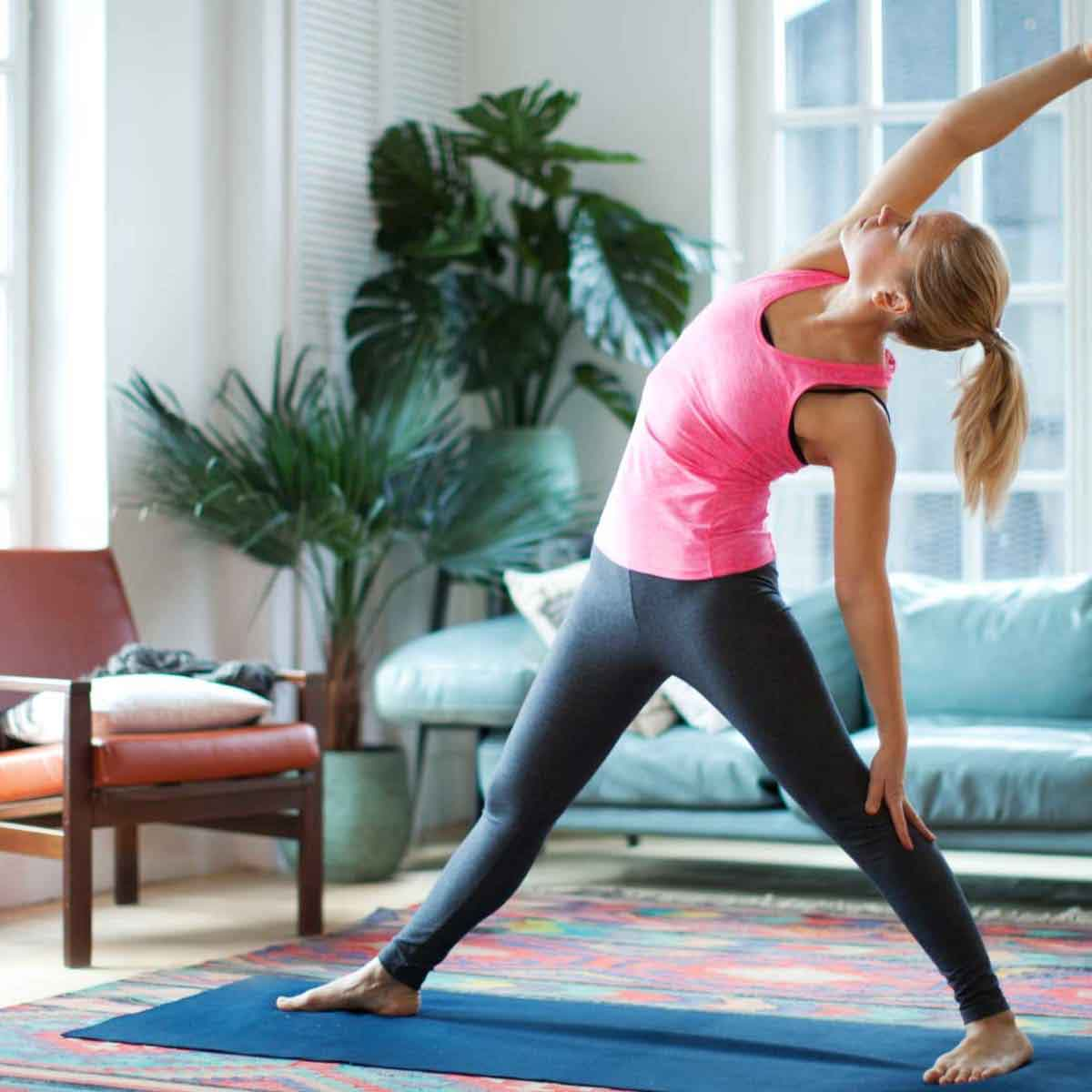 Yoga before or after exercise 13