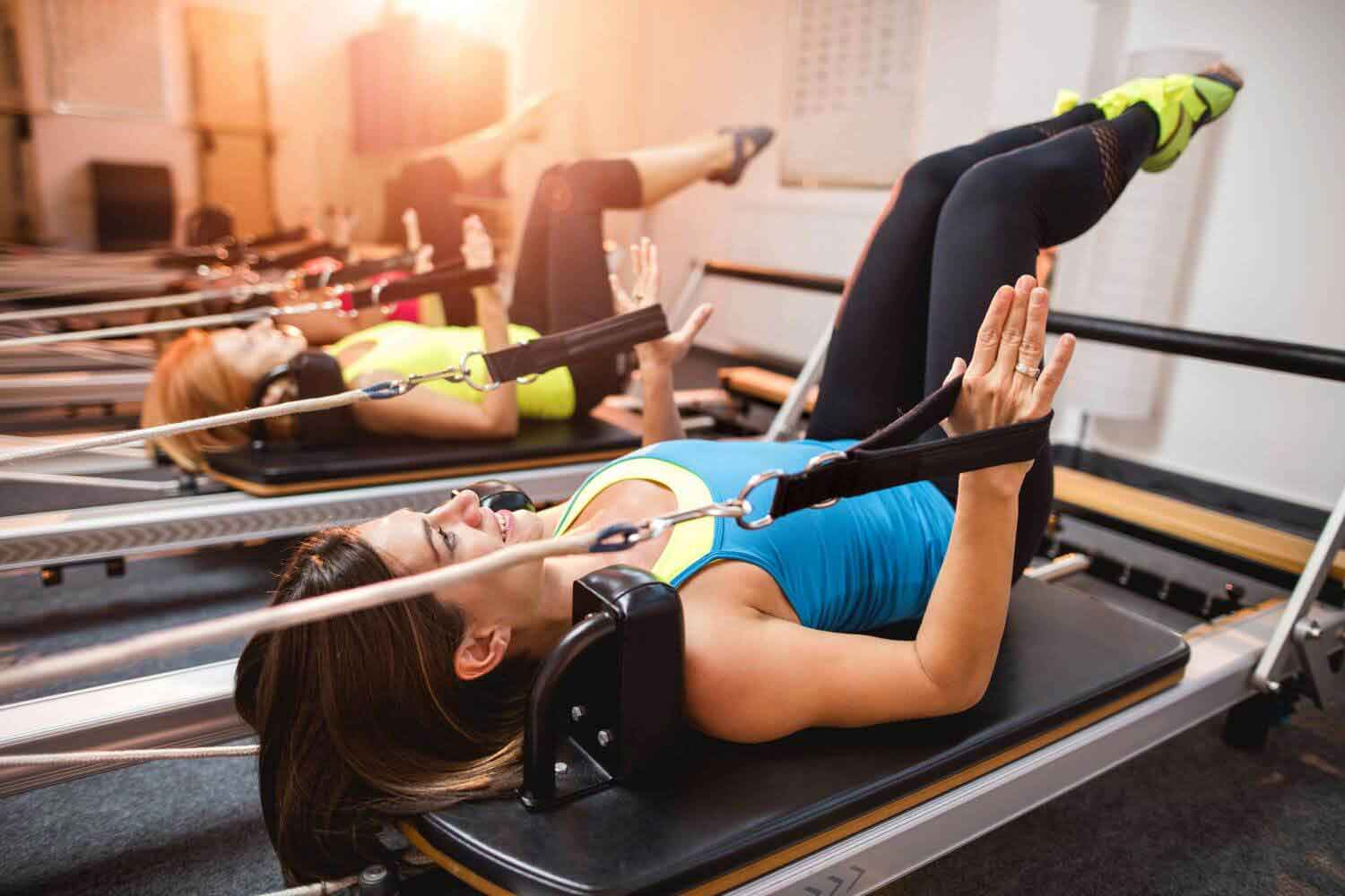 Pilates 6 weeks 1