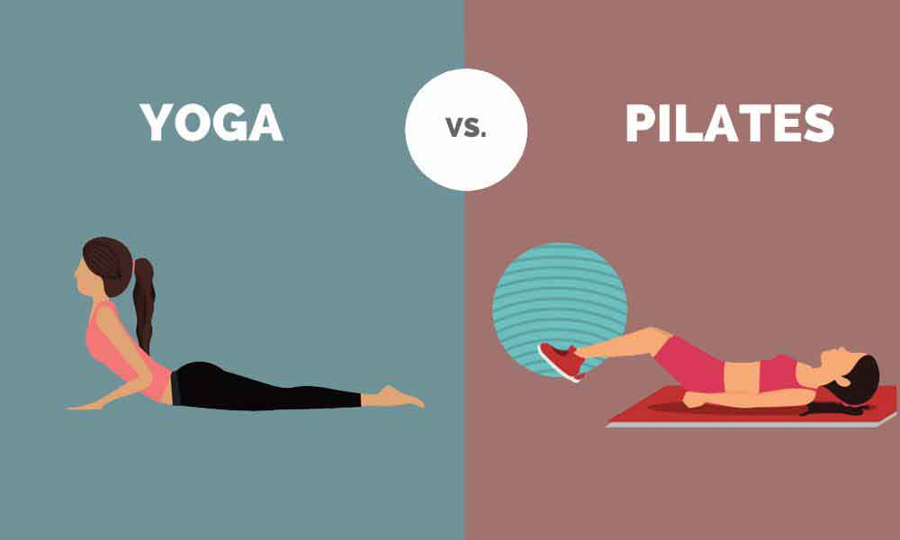 Pilates before or after yoga 1