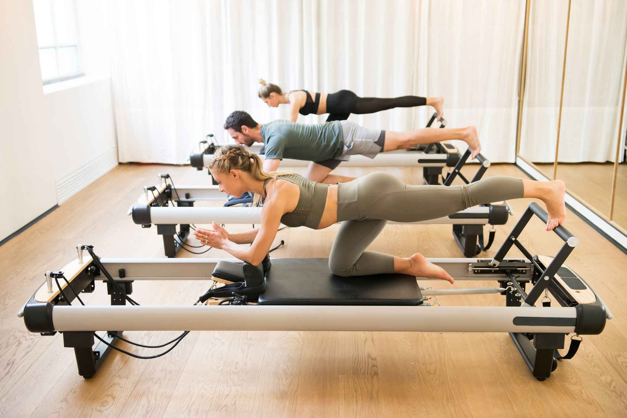 Pilates reformer pictures 2