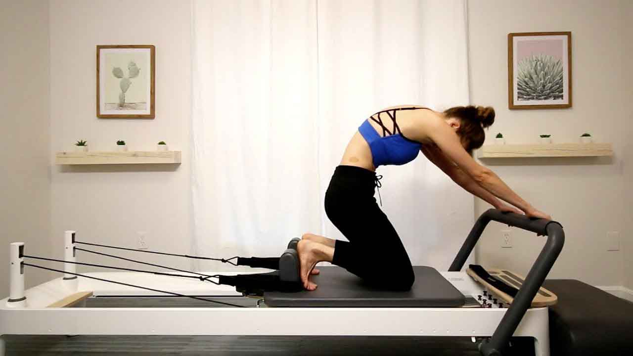 Pilates reformer pictures 4