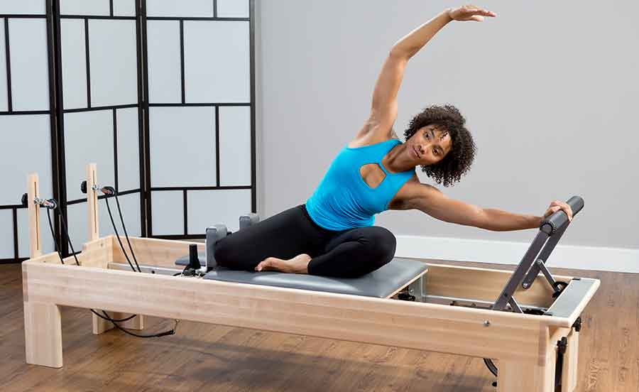Pilates reformer pictures 5