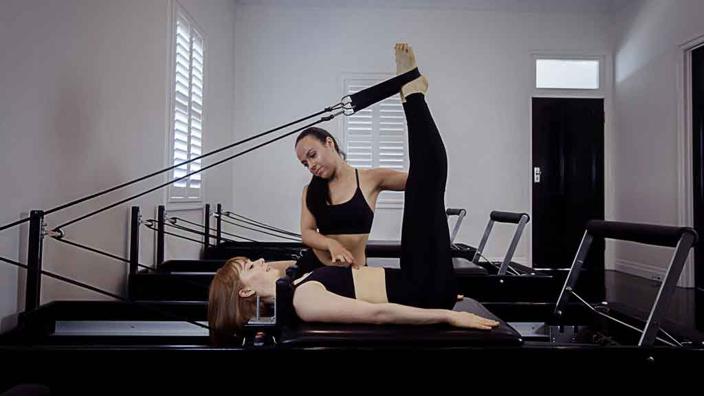 Pilates reformer pictures 6
