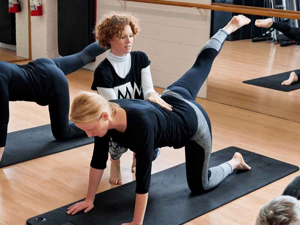 Pilates for weight loss 4