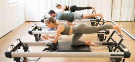 Pilates reformer classes