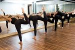 Pilates barre 3