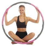 Weighted hula hoop 2